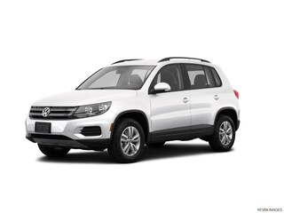 Used 2015 Volkswagen Tiguan S (2WD 4dr Auto S) SUV for sale in Clearwater