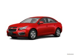 Used 2015 Chevrolet Cruze 1LT Auto Sedan for sale in Marietta GA