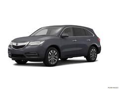 Used 2016 Acura MDX 3.5L w/Technology Pkg SUV Johnston, IA