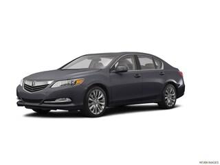 2016 Acura RLX Base w/Advance Package (A6) Sedan