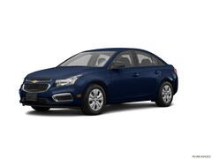 Used 2016 Chevrolet Cruze Limited LS Sedan for sale in Yorkville, NY