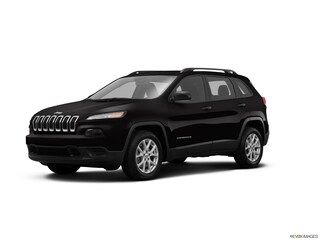 Used 2016 Jeep Cherokee 4WD 4dr Sport Sport Utility Grants Pass, OR