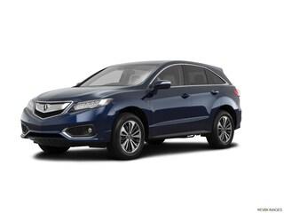 2016 Acura RDX Base w/Advance Package (A6) SUV