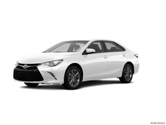 2016 Toyota Camry SE CERTIFIED Sedan