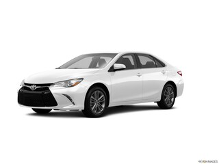 Certified Pre-Owned 2016 Toyota Camry SE Sedan P12612 for sale near you in Boston, MA