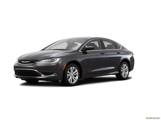 New 2016 Chrysler 200 4dr Sdn Limited FWD Car