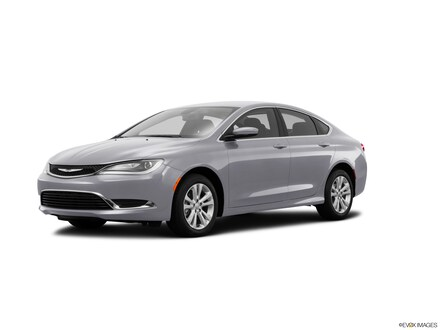 2016 Chrysler 200 Limited Sedan