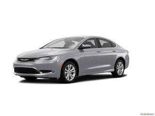 Bargain Used 2016 Chrysler 200 4dr Sdn Limited FWD Sedan Reno, NV