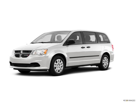 2016 Dodge Grand Caravan American Value Pkg Wagon