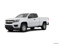 2016 Chevrolet Colorado WT Truck Extended Cab 4x2