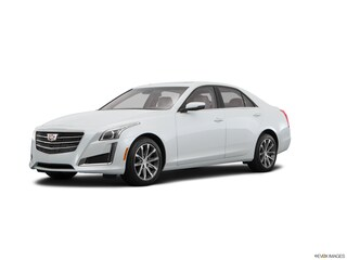 2016 CADILLAC CTS 3.6L Luxury Collection Sedan