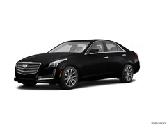 2016 Cadillac CTS Sedan Luxury Collection RWD Sedan