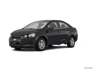 2016 Chevrolet Sonic LT Auto Sedan for sale in Carson City
