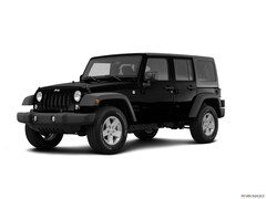 Used Jeep Wrangler JK Unlimited For Sale in St. Petersburg