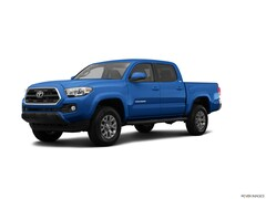 used 2016 Toyota Tacoma Truck Double Cab for sale in Savannah
