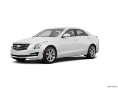 2016 CADILLAC ATS 2.5L Luxury Collection Sedan