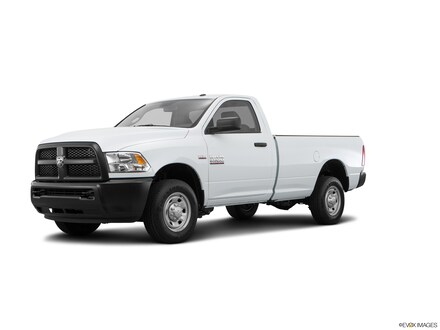 Featured Used 2016 Ram 2500 Tradesman Truck Regular Cab for sale near you in Riverdale, UT