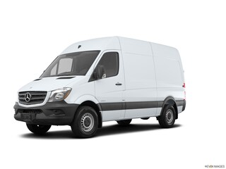 used 2016 Mercedes-Benz Sprinter 2500 Cargo 170 WB Cargo Van near boston