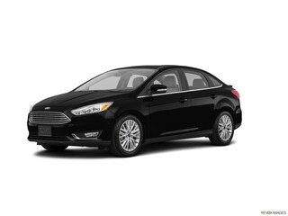 Bargain used cars, trucks, and SUVs 2016 Ford Focus Titanium Sedan for sale near you in Westborough, MA