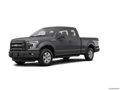 2016 Ford F-150 Extended Cab Short Bed Truck