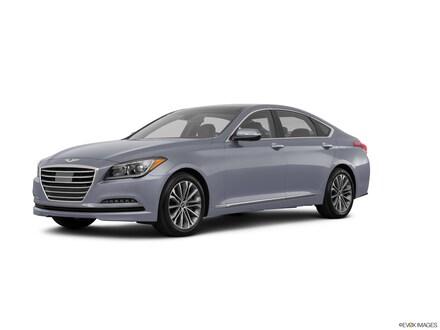 2016 Hyundai Genesis 3.8 Sedan
