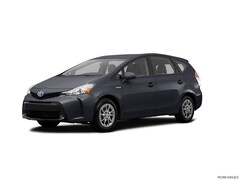 Used 2016 Toyota Prius v Two Wagon 001558A for sale in Van Nuys CA, near Los Angeles