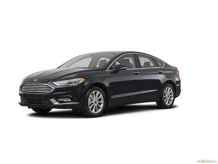 2017 Ford Fusion SE SE FWD