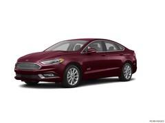 2017 Ford Fusion Energi SE Luxury Energy Sedan