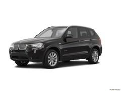 2017 BMW X3 sDrive28i SAV
