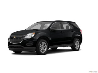 Used 2017 Chevrolet Equinox LS SUV 2GNALBEK3H1519567 for Sale at D'Arcy Hyundai in Joliet, IL