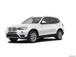 Certified Pre-Owned 2017 BMW X3 xDrive28i SAV Anchorage, AK