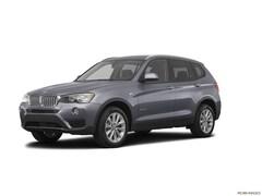 Used 2017 BMW X3 xDrive28i Sports Activity Vehicle Sport Utility Utica NY