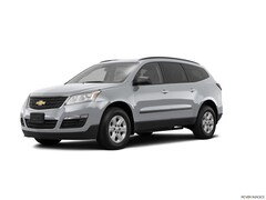 Used 2017 Chevrolet Traverse LS SUV for sale in Toledo, OH