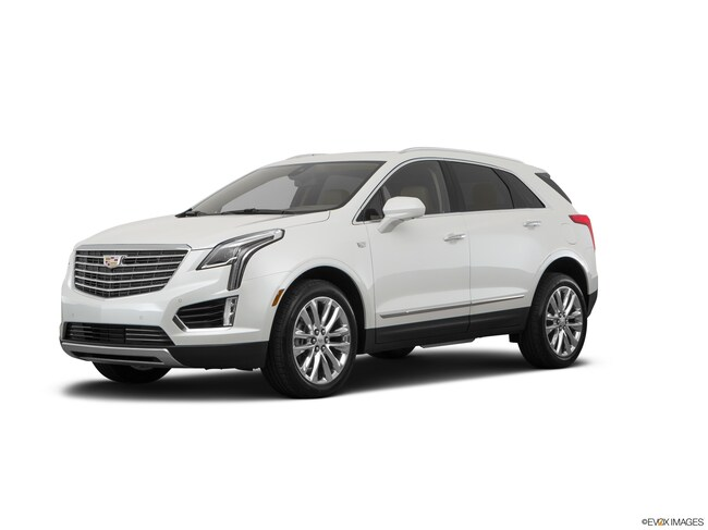 2017 Cadillac XT5 Platinum 4x4 Platinum  SUV