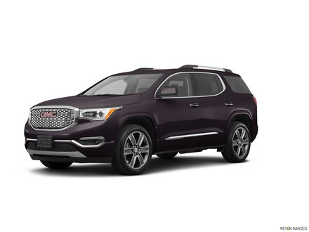 Featured pre-owned vehicles 2017 GMC Acadia Denali AWD  Denali for sale near you in Albuquerque, NM