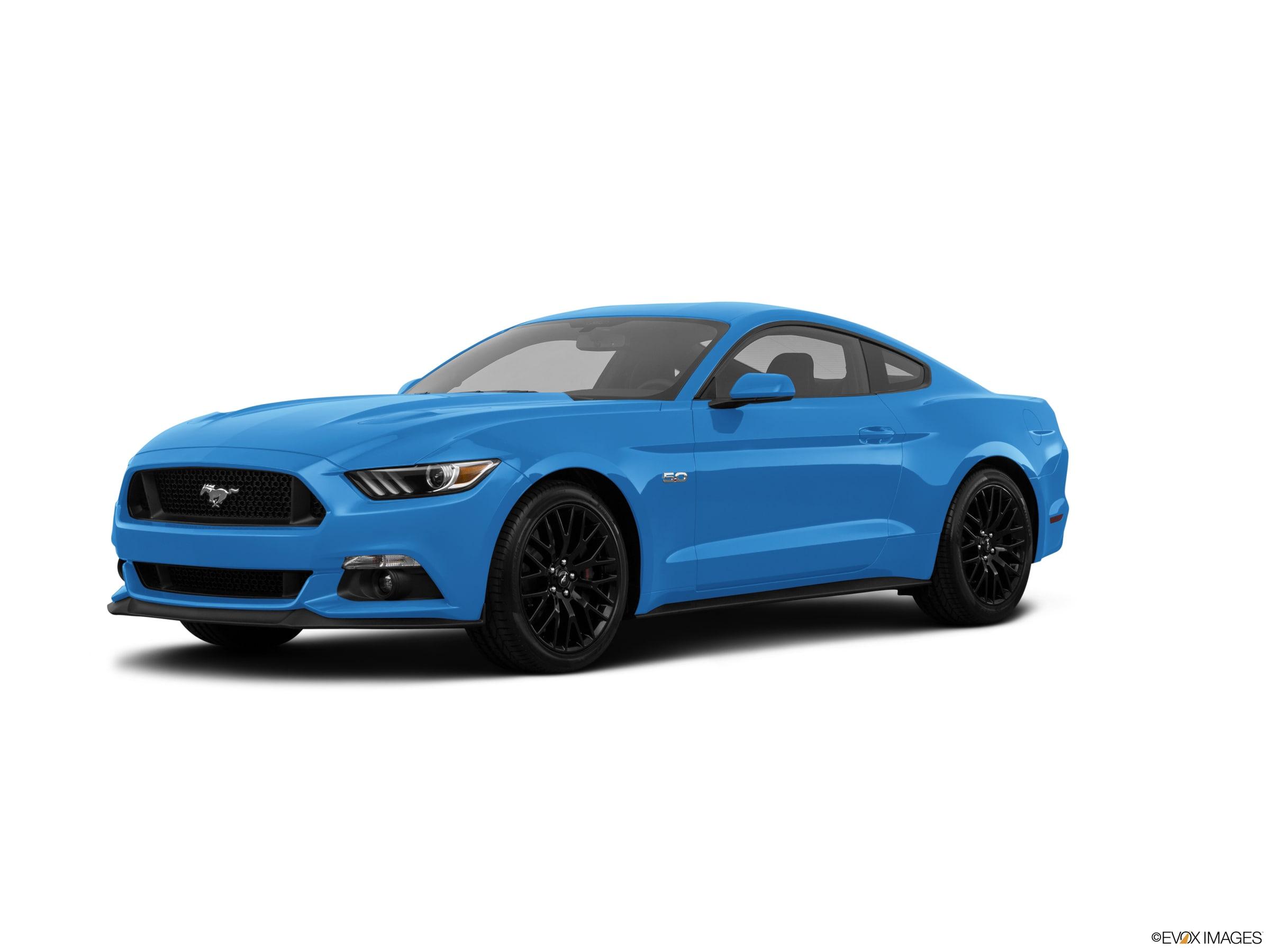 2017 Ford Mustang Car