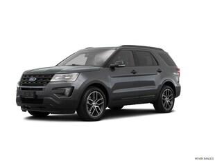 2017 Ford Explorer Sport Sport 4WD 1FM5K8GT8HGA19716