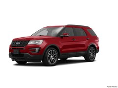Used 2017 Ford Explorer 401A SUV in Kansas City, MO