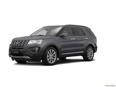 Used  2017 Ford Explorer Limited SUV for sale in El Paso