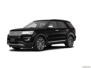 Used 2017 Ford Explorer Platinum 4WD Sport Utility Vehicles in Danbury, CT
