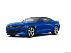 Used 2017 Chevrolet Camaro 2SS Coupe for sale near Princeton, NJ at Volvo of Princeton