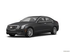 2017 CADILLAC ATS 2.0L Turbo Luxury Sedan for Sale in Temple, TX at Garlyn Shelton Volvo