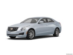 2017 Cadillac ATS Sedan Luxury RWD Sedan