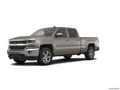 Used 2017 Chevrolet Silverado 1500 LT w/1LT Truck Crew Cab 90087 for sale in Columbia, MO