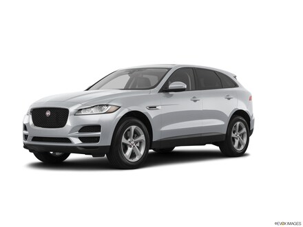 Used 2017 Jaguar F-PACE 35t Premium SUV in Houston