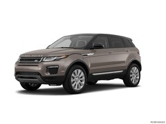 Certified Pre-Owned 2017 Land Rover Range Rover Evoque HSE SUV in Knoxville, TN