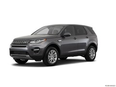 Used 2017 Land Rover Discovery Sport HSE 4WD SUV in Knoxville, TN