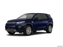 Pre-Owned 2017 Land Rover Discovery Sport HSE SUV JU7034 in Macomb. MI