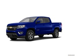 Used 2017 Chevrolet Colorado Z71 Truck Crew Cab for sale in Merced, CA