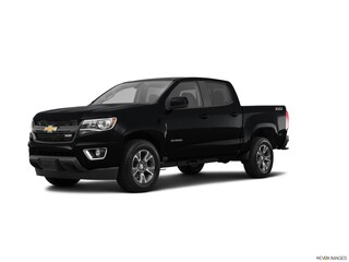 Used 2017 Chevrolet Colorado 4WD Crew Cab 128.3 Z71 Crew Cab Pickup